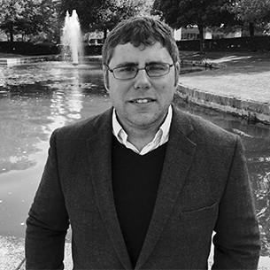 Wayne Jones headshot, Vortex 6 Financial Controller